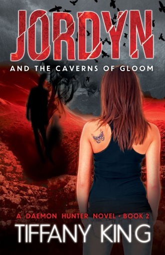 cover for Jordyn and the Caverns of Gloom
